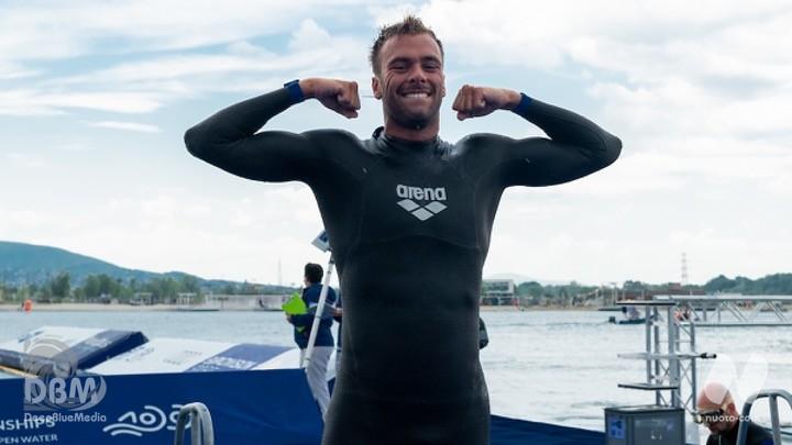 5 km uomini: Gregorio Paltrineri medaglia d'oro. (Video)