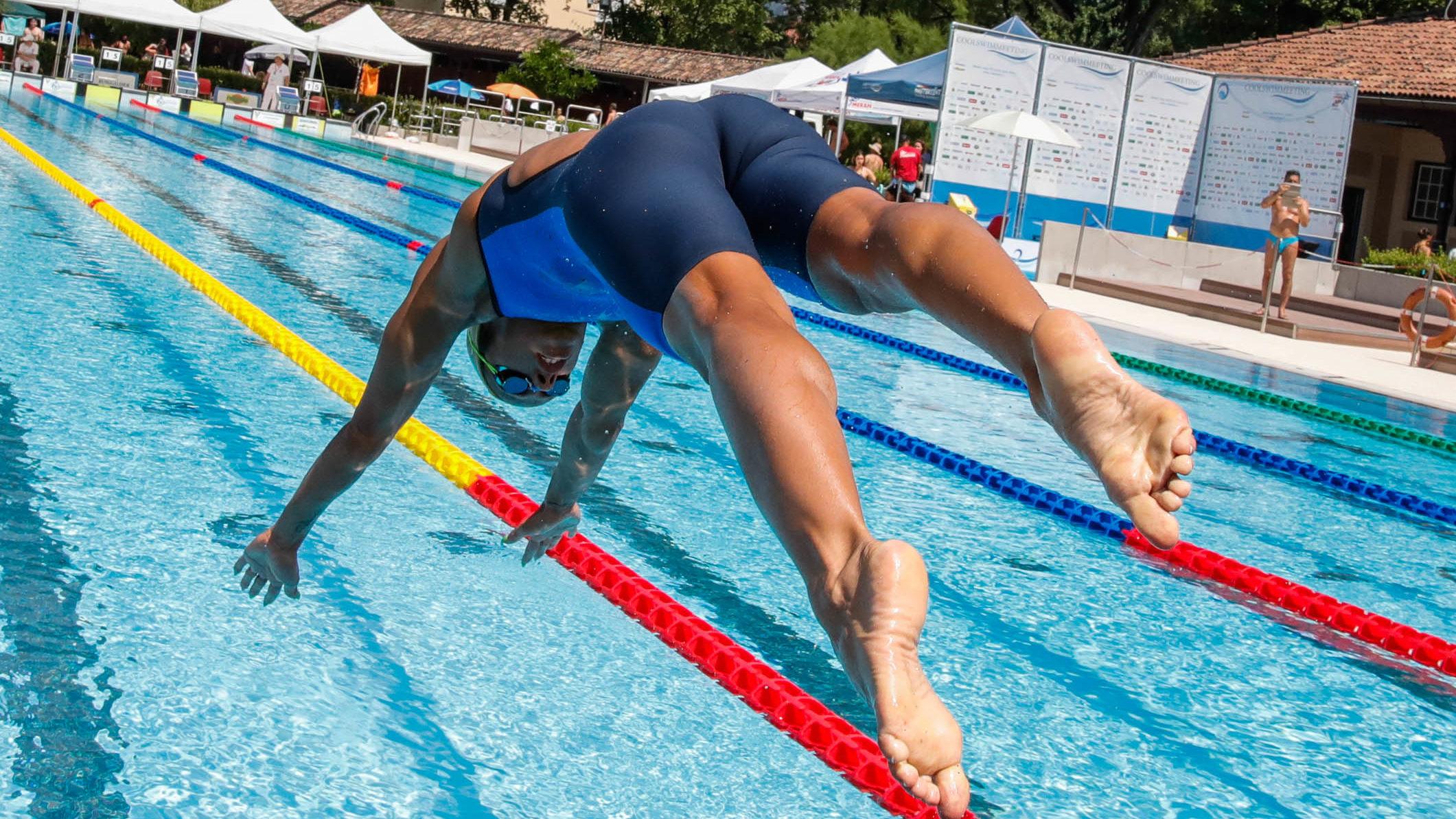 Let's race again: Undici medaglie europee al Cool Swim Meeting di Merano dal 18 al 20 giugno