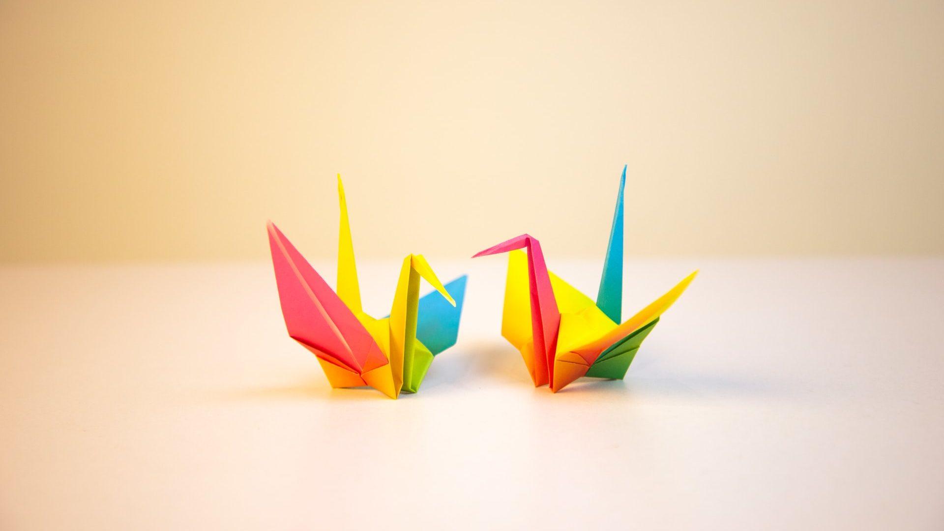 Tokyo 2020, un'Olimpiade all'insegna della pace… E degli origami