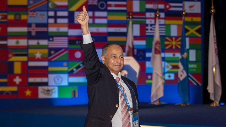 Husain Al-Musallam è il nuovo Presidente FINA