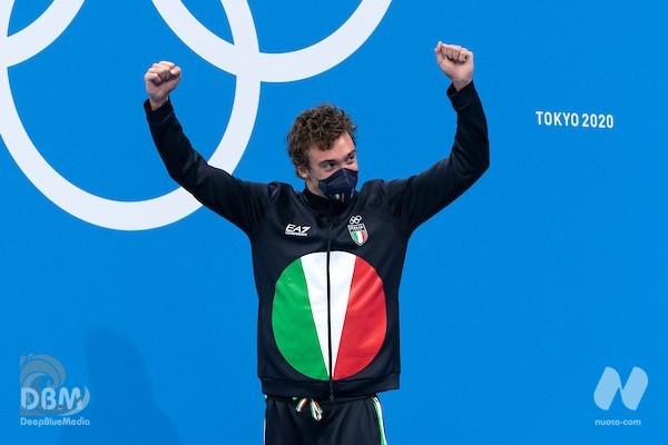 DAY 5. Semi & Finali. 200 Farfalla: Federico Burdisso al bronzo olimpico. Quinta Simona Quadarella (1500 sl) e 4X200 uomini. 100 stile libero: Miressi in finale (47.52). Foto e Video
