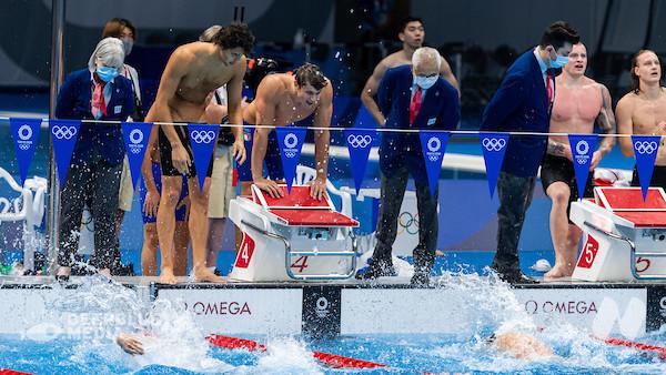 4×100 mista uomini, si chiude in bellezza: Italia bronzo e RI (3.29.17), USA oro e WR (3.26.78) [VIDEO]