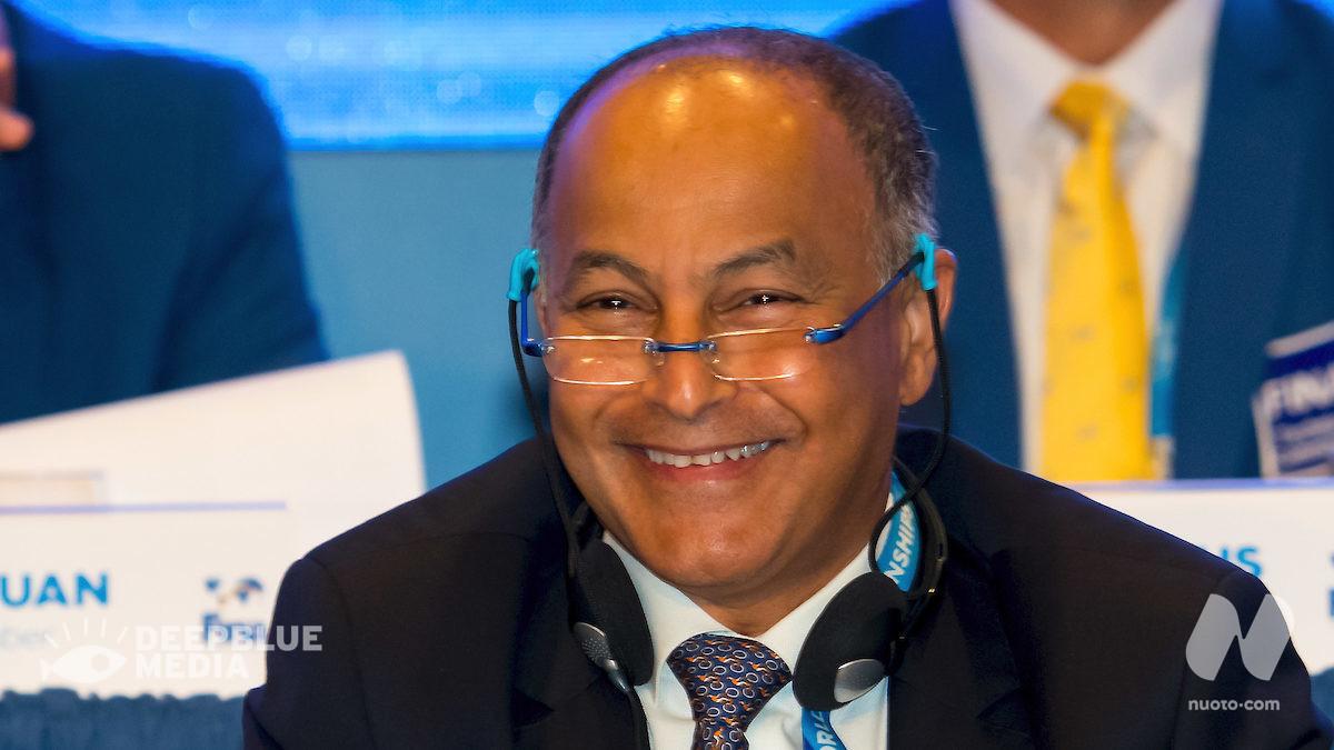 Post Olimpiade: la FINA programma nuovi investimenti per il nuoto africano