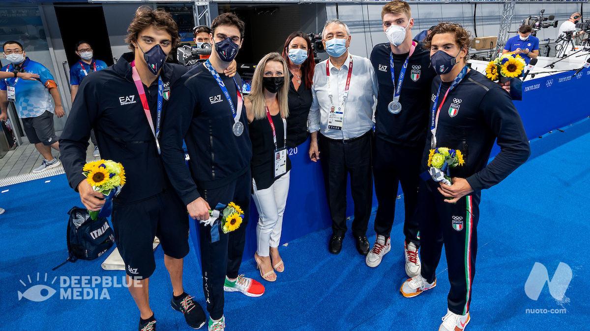 """Paolo Barelli: """"Senza piscine queste medaglie non si vedranno più. Ai gestori contributi seri, non elemosine"""""""