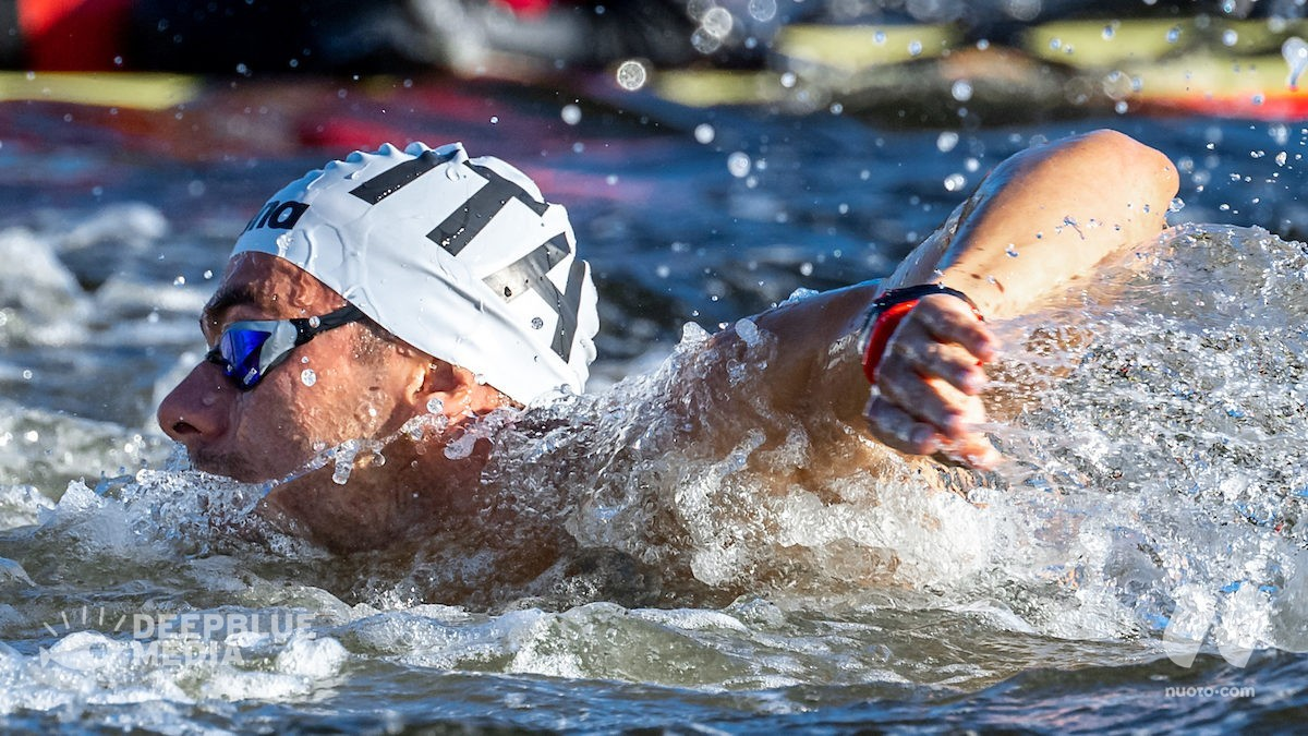 """DTW Race – Dominate the Water: il calendario aggiornato. Gregorio Paltrinieri: """"Felice di ripartire, sarà una festa"""""""