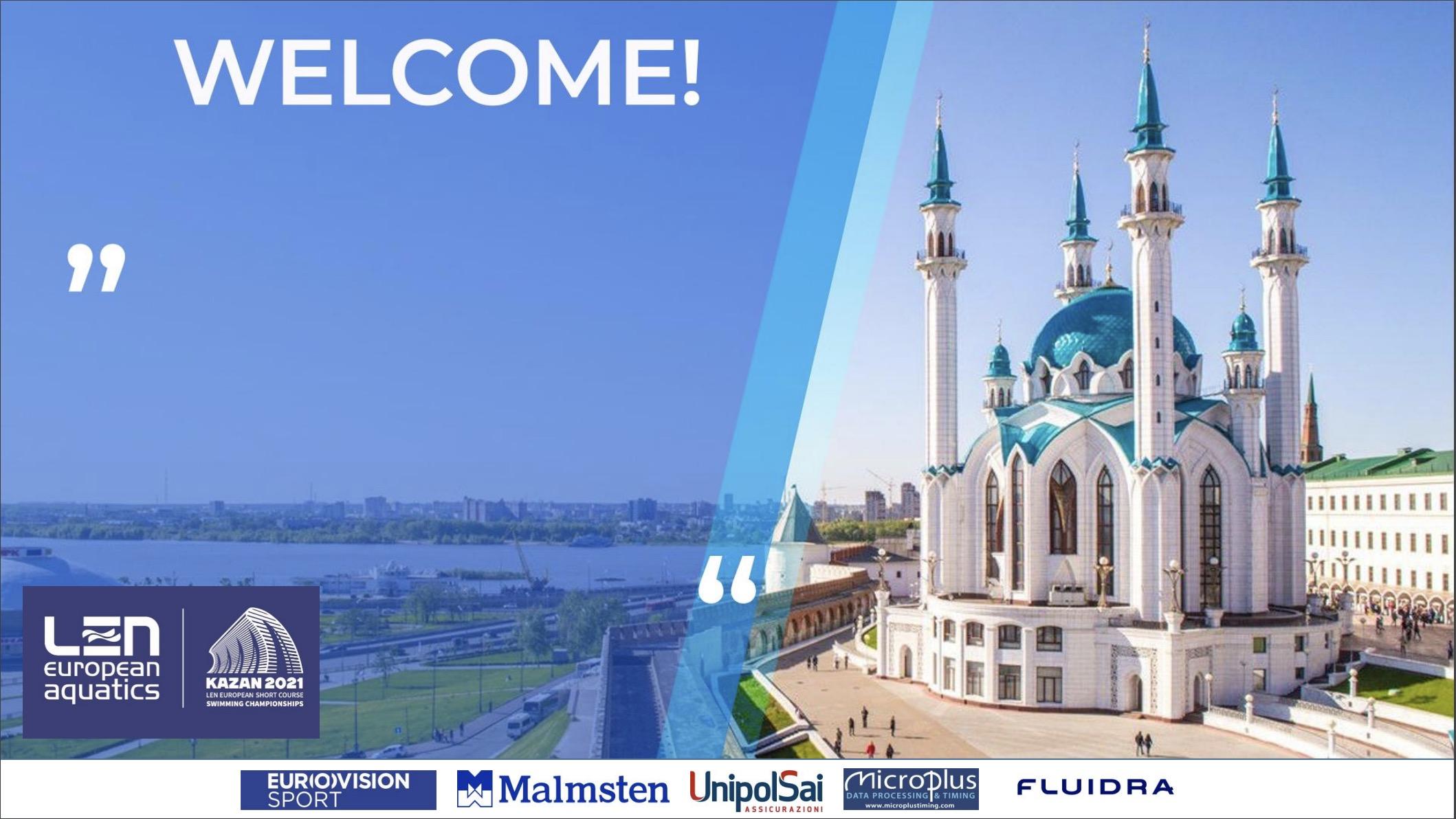 Kazan 2021, online il notiziario ufficiale